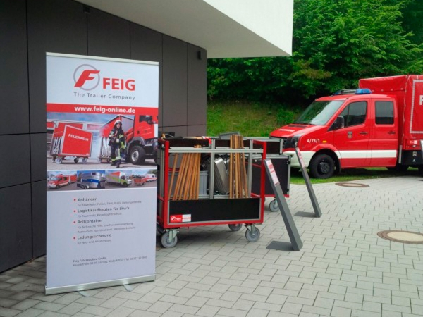 feig auf f hrungskr ftekongress des landesfeuerwehrverbandes feig gmbh. Black Bedroom Furniture Sets. Home Design Ideas